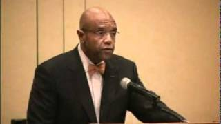 "ACAD-ΦBK Conference: ""Fluency Across Boundaries,"" from Ronald A. Crutcher"