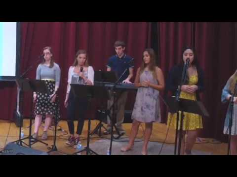 Aletheia Christian Academy Worship Team