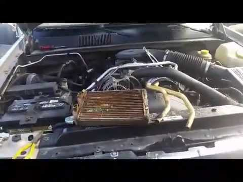 Jeep Heater Core Replacement Repair Cheat Youtube