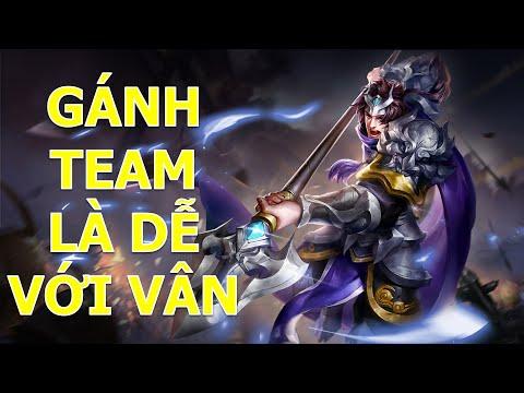Best Triệu Vân gánh team không khó mùa 13 Liên quân mobile