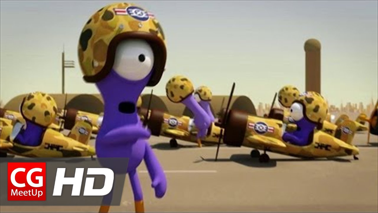 """Download CGI Animated Short Film HD """"Johnny Express"""" by Alfred Imageworks   CGMeetup"""