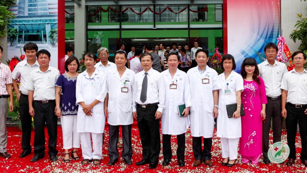 Phim giới thiệu Bệnh viện Đa Khoa Đức Giang (Final)