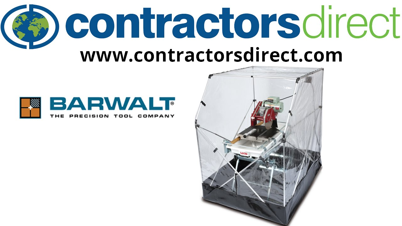 Barwalt Tile Saw Shack  sc 1 st  YouTube & Barwalt Tile Saw Shack - YouTube