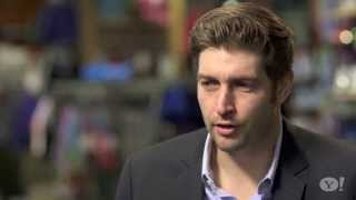 Bears QB Jay Cutler: The Diabetic Quarterback--Yahoo Sports presents Outside the Game w/ Angela Sun