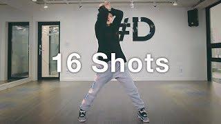 16 Shot - Stefflon Don / JiYoon Kim Choreography (#DPOP Studio)