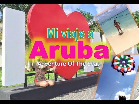 ARUBA - Adventure of the Seas - TiffG