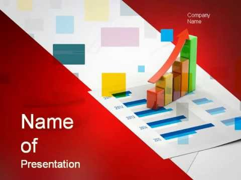 Data Visualization Powerpoint Template Youtube