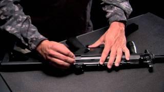Video: Umarex MP5 K-PDW CO2 kivääri
