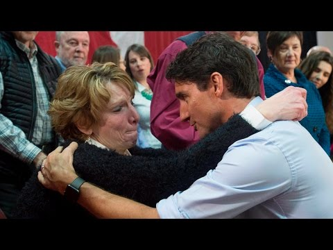 Trudeau grilled by single mom over carbon tax [Entire exchange]