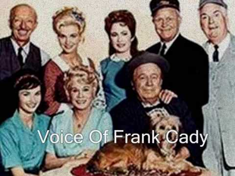 Green Acres Television Star Frank Cady Talks About The Andy Griffith Show And Career