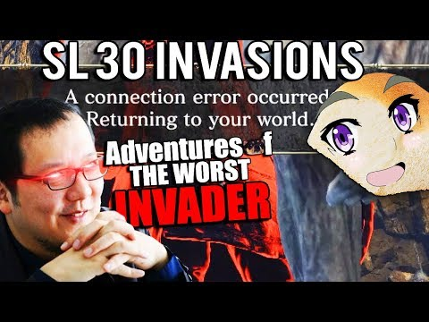 Dark Souls 3: Adventures Of The Worst Invader At SL 30! - They Never Learn...