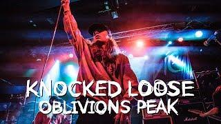 Knocked Loose - Oblivions Peak - LIVE in Manchester 28/11/17