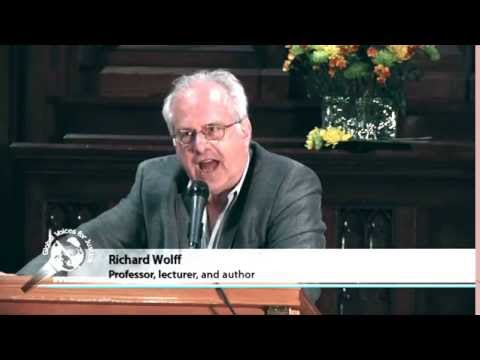 "Richard Wolff: ""Worker Cooperatives: Movements for Social Change and Personal Empowerment"" - 2 of 2"