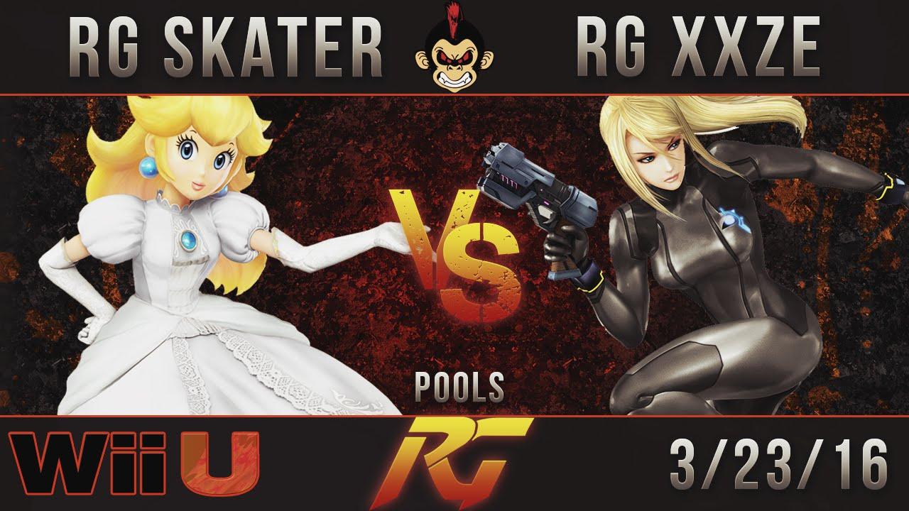 Download RG Sm4sh Weeklies: RG   SkaterJayy Vs. RG   XXZE