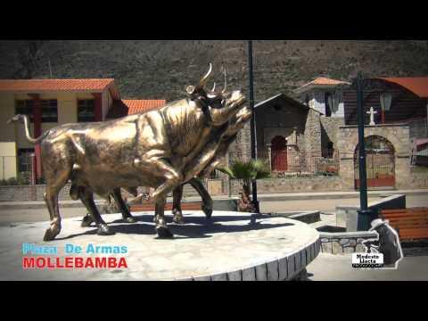 DISTRITO DE JUAN ESPINOZA M - PLAZA DE ARMAS MOLLEBAMBA