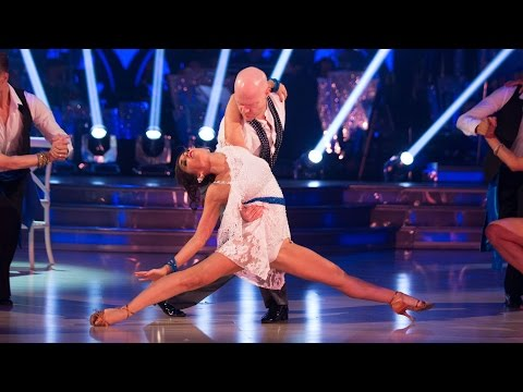 Jake Wood & Janette Argentine Tango to 'Zorba The Greek'- Strictly Come Dancing: 2014 - BBC One