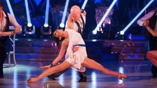 Jake Wood & Janette Argentine Tango to