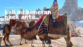 Download Video Cut Meyriska - #TRAVELVLOG Kali ini beneran naek onta MP3 3GP MP4