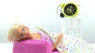 Видео для девочек. Барби снятся странные сны