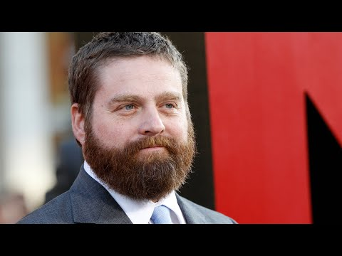 Why Zach Galifianakis Thinks Being A Celebrity Is 'Sh*t'