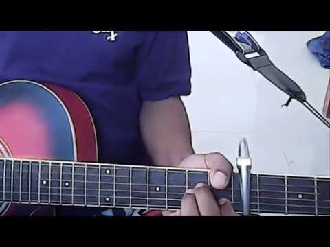 Guitar Lession#007- I love You Too Much( The Book of Life ) How to play Guitar- Cover by Sothea Sok