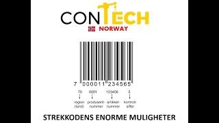Contech #19 - Strekkodens enorme muligheter