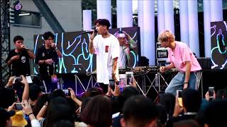 190120 SAY HIGH OG - LAZYLOXY x OG_ANIC x HIGHHOT BANGKOK BLOCK PARTY 2019