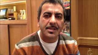 Yazar Sinan Akyüz İletişim Bilgilerini Paylaşıyor
