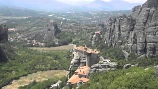 Greece Meteora / Grecja Meteory