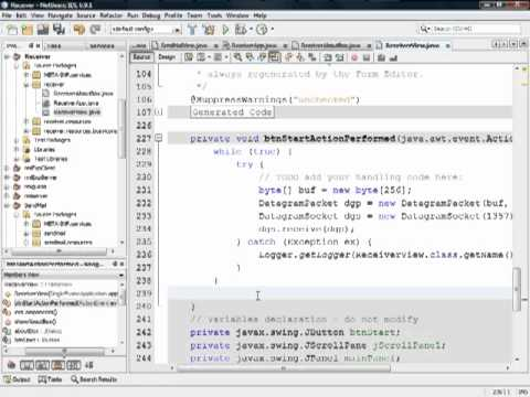 Bài giảng java UDP ( User DataGram Protocol ) - 3/10