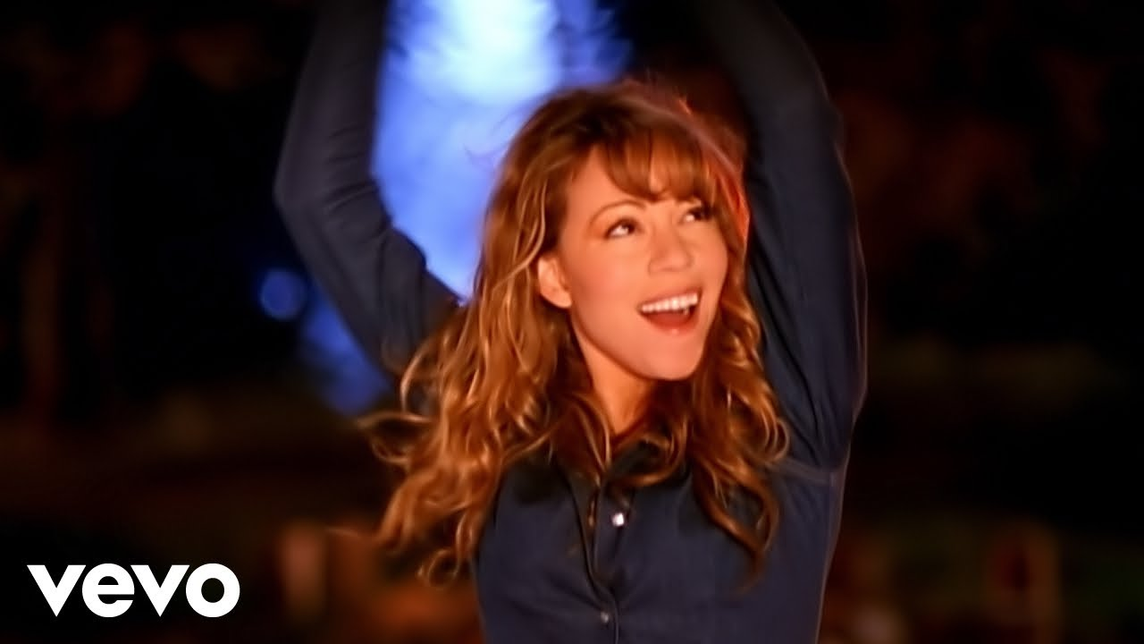Mariah Carey - Always Be My Baby (Official Music Video)