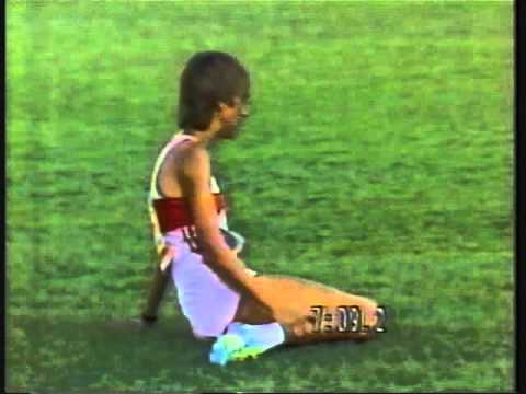 1984 LA Olympic Women's 3000m  Mary Decker VS. Zola Budd