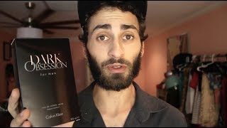 DARK OBSESSION BY CALVIN KLEIN (Fragrance Review)