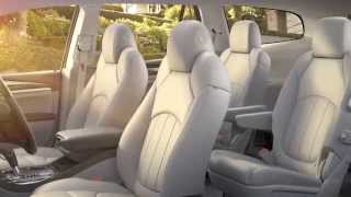 2014 Buick Enclave Interior -- U.S. News Best Cars