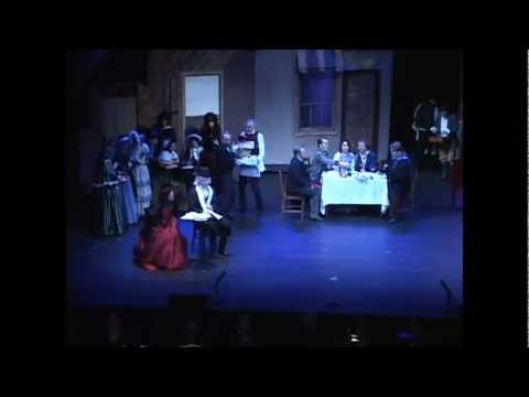 Lyric Opera Northwest presents La Boheme