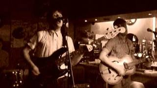The Crookes - Backstreet Lovers - Live @ Mad Ferret Preston - 11/4/2011