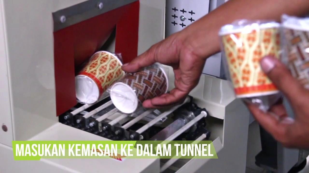 cara kerja mesin shrink tunnel 2