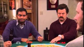 Ben's Nerdy Bachelor Party (Parks and Recreation)