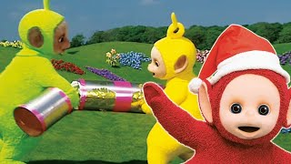 Teletubbies: Christmas Crackers | Full Episode | Videos for Kids