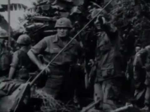 Battleground - Marines 65 - Marine actions in 1965 operations in the Dominican Republic and Vietnam.