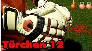 Uhlsport Torwarthandschuh - Adventskalender NO.12