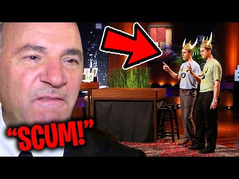 Shark Tank Deals That SHOULDN'T HAVE AIRED!