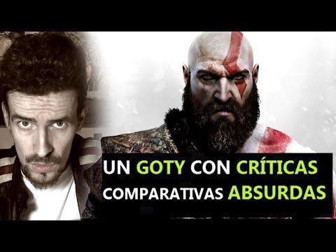 GOD OF WAR GOTY - RESPUESTAS A COMENTARIOS  VS CON RED DEAD REDEMPTION 2 - CRÍTICA