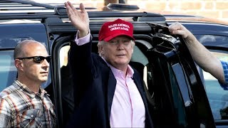 New poll shows Trump has 36% approval rating