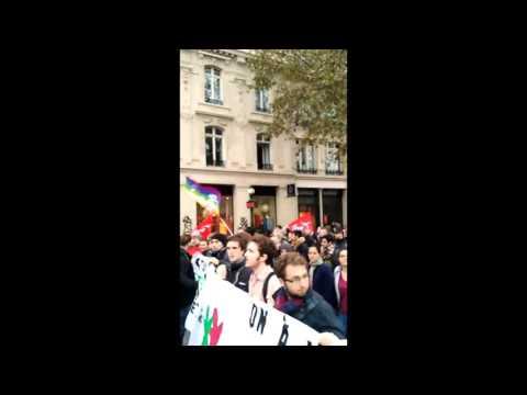 Libération immédiate de tous les manifestants contre la COP 21. Non à l'Etat policier !