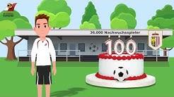 100 Jahre Oberösterreichischer Fussballverband