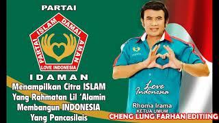 ALBUM PARTAI IDAMAN - RHOMA IRAMA (FULL STEREO)