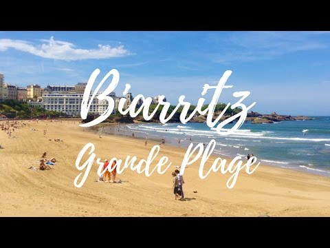 BIARRITZ • La Grande Plage | Shores of Freedom
