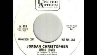 Jordan Christopher Hello Lover