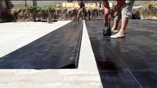 видео Монолитная гидроизоляция